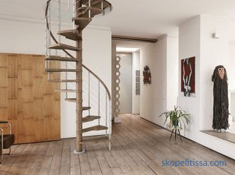 Stairs to the attic: types, classification, installation methods
