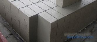 Which foam blocks are better for building walls of the house, which ones to choose for a two-story house