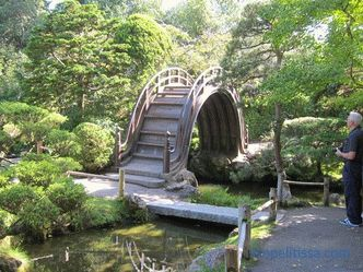 Japanese garden - principles and rules for creating style