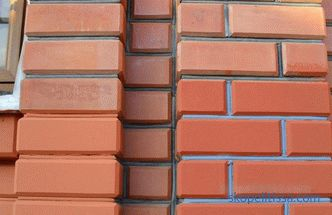 How to paint a brick house outside: the choice of materials, the nuances of application