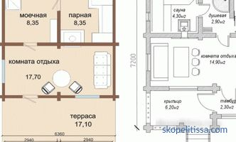 Buy a turnkey bath inexpensively in Moscow: projects and prices