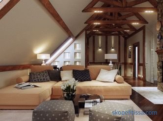 construction price, stages and terms of attic construction
