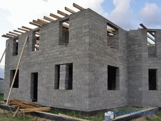 to buy a house of wood concrete, prices for wood concrete