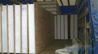 buy hozblok in Moscow, prices for sheds from sandwich panels, photo