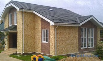 Houses from the vulture panels in Moscow ready-made projects and prices. Building SIP houses