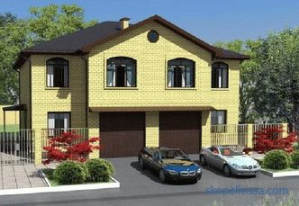 turnkey construction in Moscow, planning, photo in the catalog