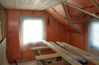 Warming a wooden house from the inside, how and what to properly insulate the walls, the choice of material, instructions, photos