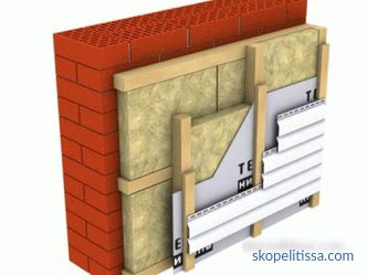 Warming of the facade of a private house: the need, the choice of materials, cladding