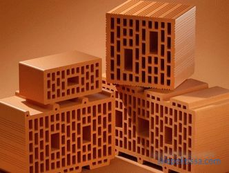 Ceramic blocks in Moscow - price and reviews, the pros and cons of ceramic blocks