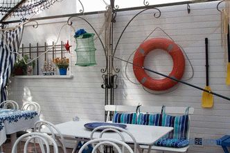 Provence, high-tech, Scandinavian, marine, design options, design ideas, photos
