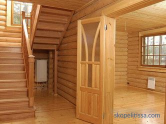 projects and prices. Log house construction