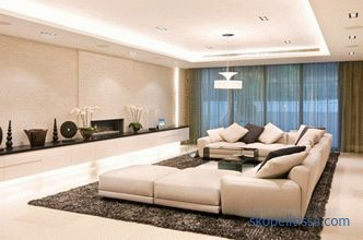 Hall design - how to make the living room beautiful and cozy