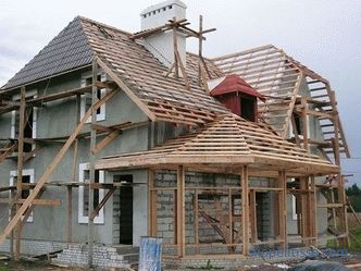 Houses from turnkey foam blocks in Moscow, projects and prices for houses from turnkey foam blocks