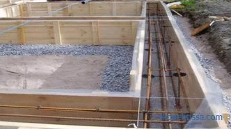 site selection, foundation material, installation