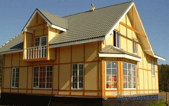 What can build a wooden house, worth up to 1 million rubles