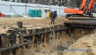 Pipes groove groove, technology, construction, prices in Moscow