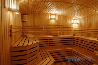 Impregnation for the bath inside, lacquer, than to paint the steam room, how to choose the impregnation, photo