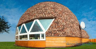 Round Roof: Types and Building Technologies