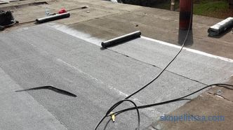 Flat roof repair: materials and technologies used
