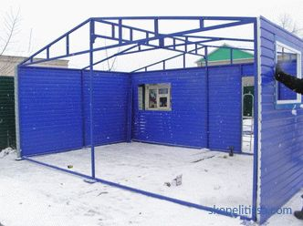 construction from a ready-made kit, how to build, prefabricated structures, photos, price