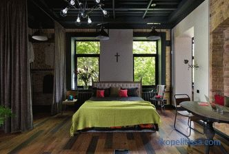 projects and interiors of country wooden houses, design, photo