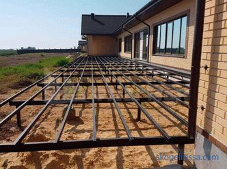 Pile and screw foundation: advantages and disadvantages, tips on choosing piles