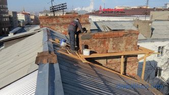 Estimates for the repair of the roof: the basics and rules for drafting