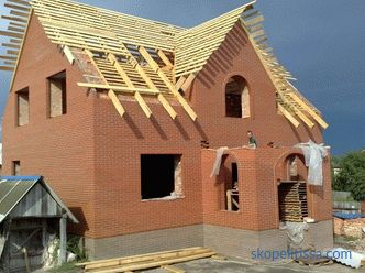 Turnkey brick house, features and cost of construction with communications and decoration