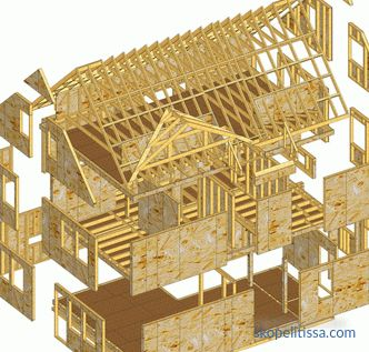 Domokomplekt frame house from the factory: the advantages, types, choice