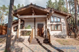 turnkey projects in modern style, prices in Moscow