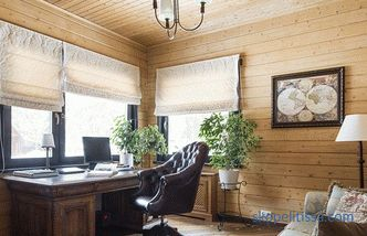 How to sheathe the walls inside the house clapboard: photo beautiful finish