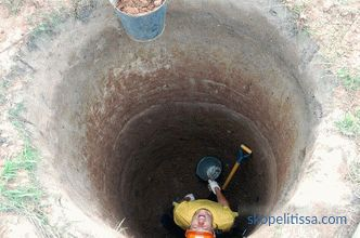 site selection, pit digging rules