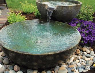 Fountains for a pond in the country, which one to choose and buy a fountain for a decorative garden pond in Moscow