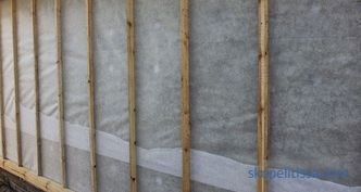 the choice of thermal insulation material and insulation technology