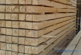 How many lumber in the cube. Tables in quantities and calculation formula