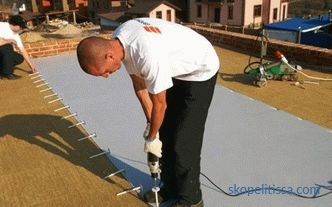 installation technology, what is membrane roofing