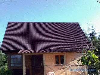 The better to cover the roof of the house - choose a practical and durable roof + Video