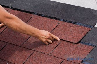 Shinglas soft roofing technology: step by step instructions