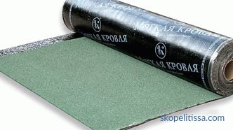 Ruberoid, stekloizol, glassine and bikrost - which one to buy a roll roofing in Moscow
