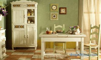 Provence style - the original French design of country houses