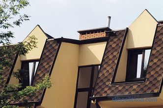types of soft roof and prices per m2 / sheet - buy in Moscow