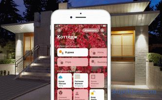 Apple smart home in home improvement, features and device systems, compatible products