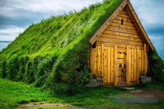 Green roof - beauty or good