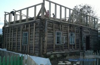Restructuring of the country house, alteration and reconstruction of the house in the country, the price of repairs in Moscow, photo