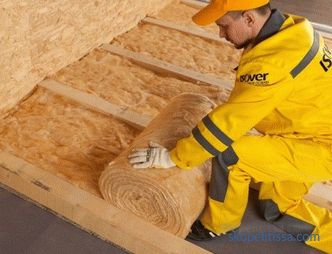 Warming the floor in a wooden house - how to and better