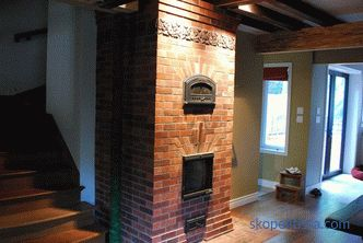 masonry scheme, stages of work, price, photo