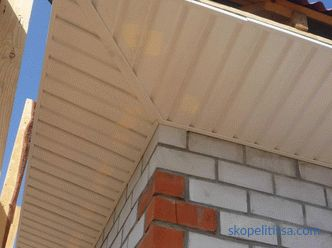 Siding roofing - a variant of an inexpensive and beautiful covering