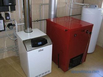 Diesel heating boiler for a private house, fuel consumption, how to choose, recommendations, prices in Moscow