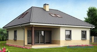 Construction of the roof of a private house: the types and stages of installation