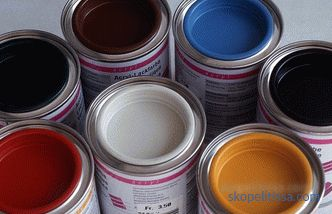 How to choose paint for the facade of a wooden house - useful tips